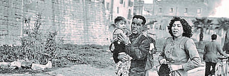 Bari 9 aprile 1945 – Il disastro della nave Henderson