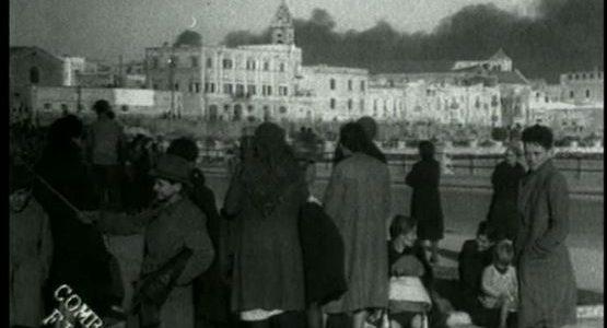 Il bombardamento di Bari del 1943