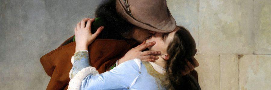 Se mi baci ti sposo! Una incredibile storia del 1714