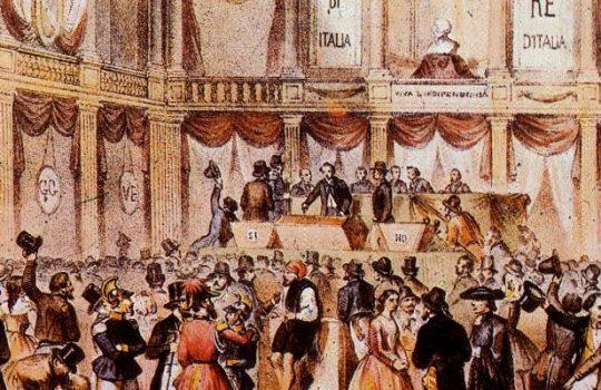 Al voto al voto! I plebisciti del 1860